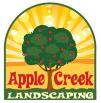 Apple Creek Landscaping Logo Copyrighted.  Do not use without permission of Jennifer Roe.
