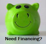 ACL Need Financing? Green Piggy Bank